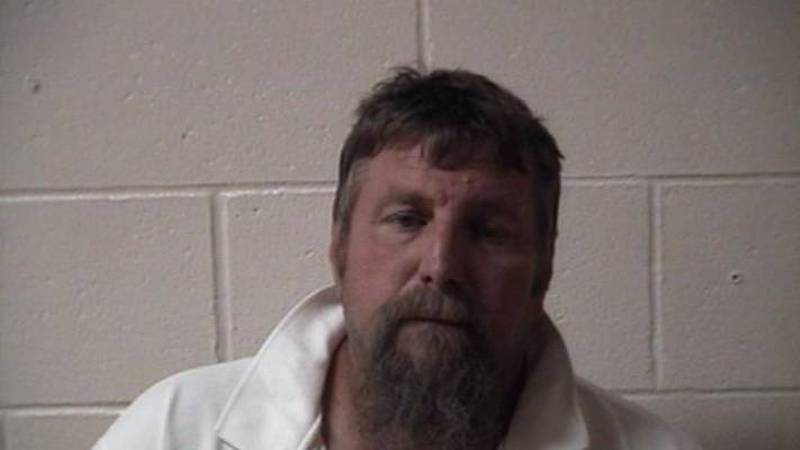 Jeff Abbott, 47, was charged in a shooting involving his son.