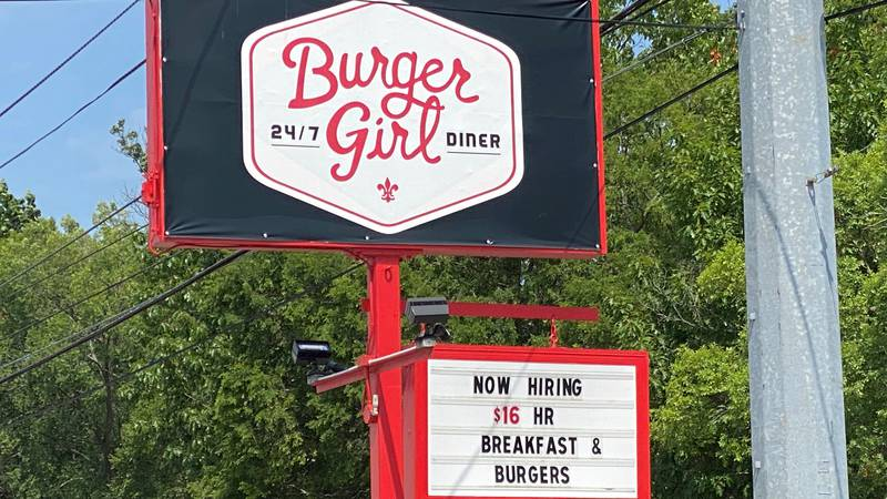 Burger Girl offers $16 an hour to incentives new employees