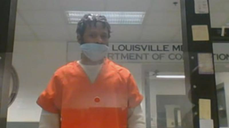 20-year-old Madisonville man charged for the murder of Louisville teen Devon Robinson.