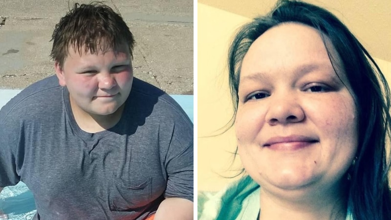 Cindy Geerts, 41, and and her son were found dead after their apartment caught on fire on Oct....