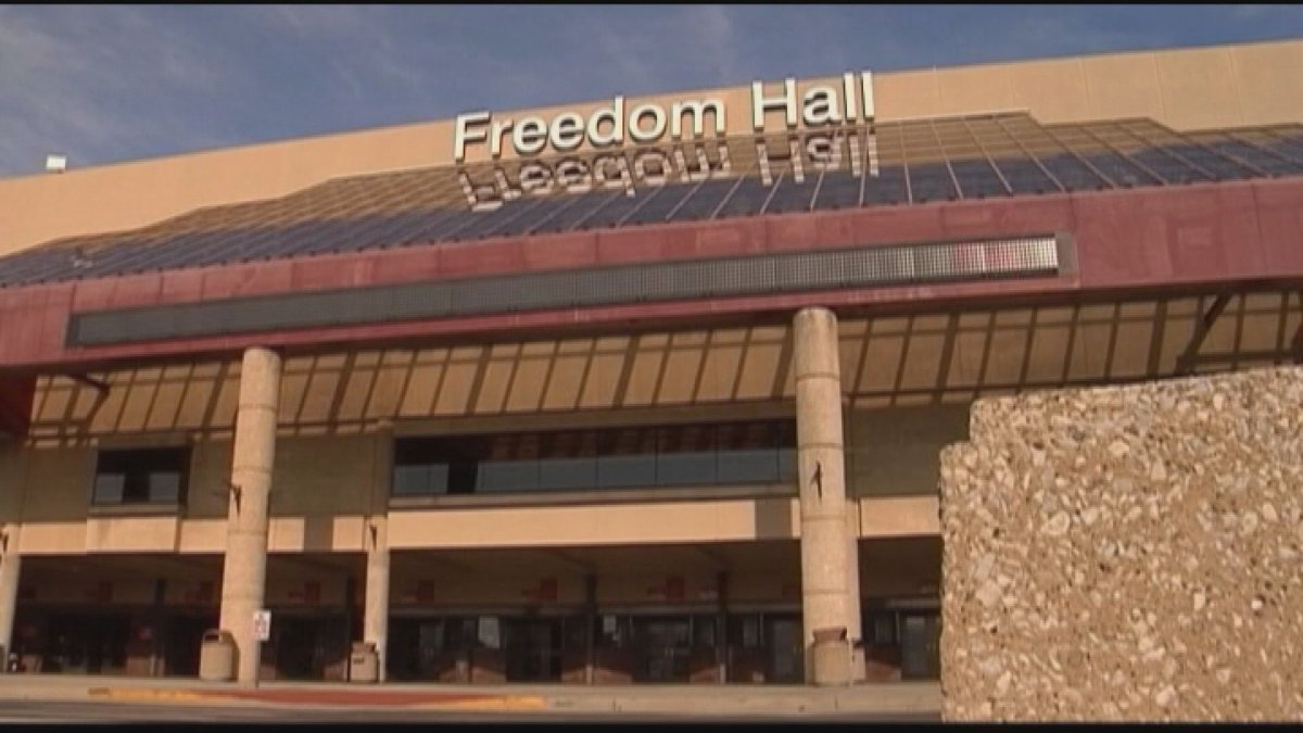 Renovating Freedom Hall is an option NBA2LOU is looking into.