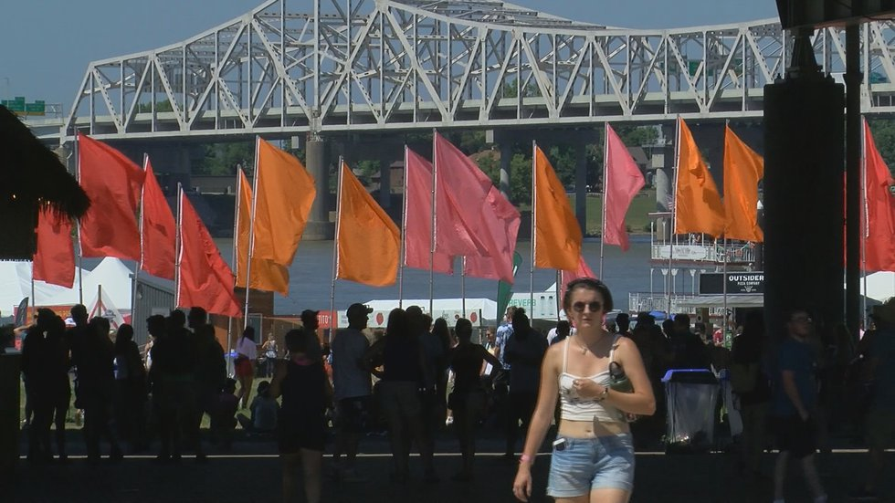 Forecastle announced plans for a return in 2022.