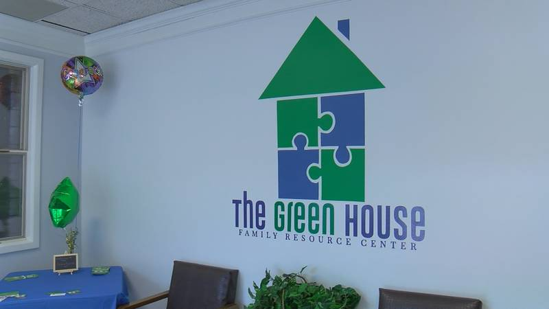 The Green House, founded by councilwoman Jessica Green, is located on W Market Street in...