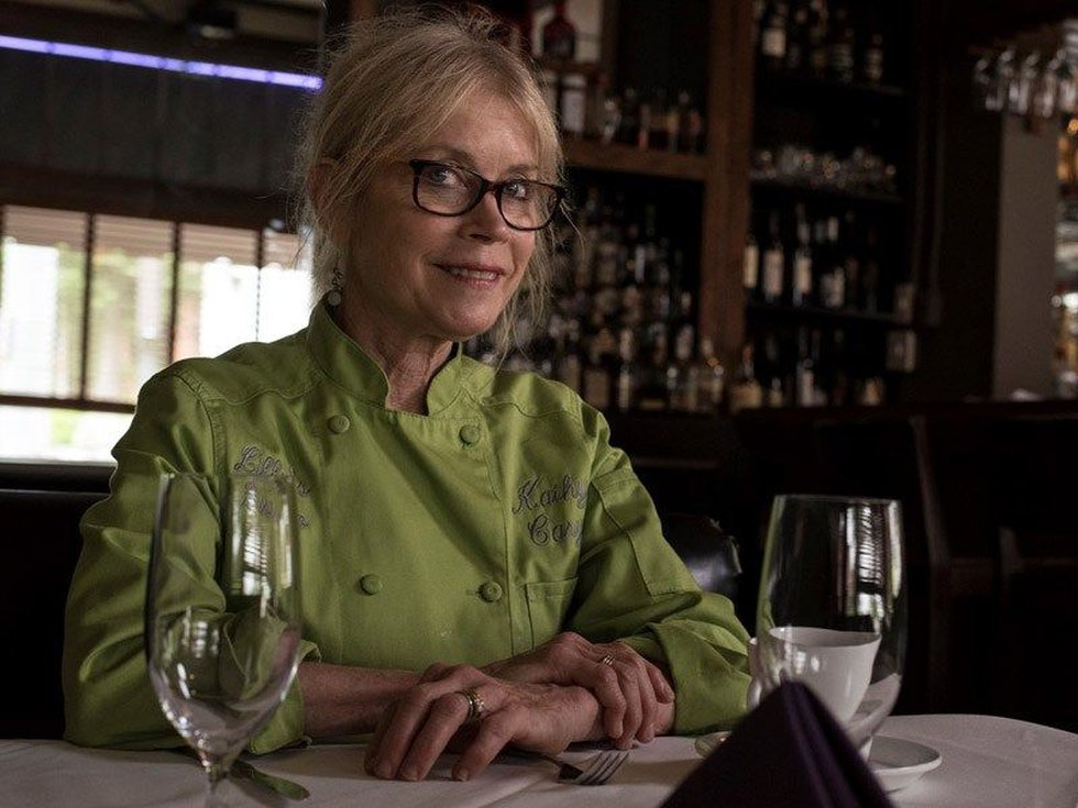 Lilly's Chef Kathy Cary
