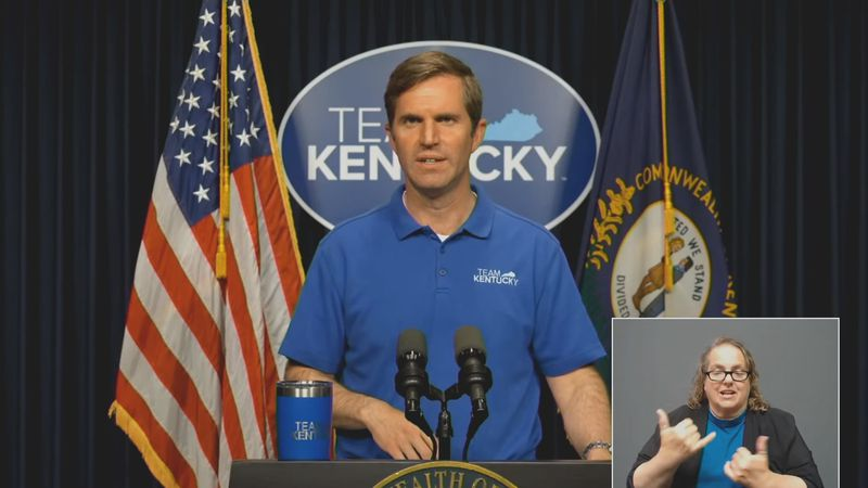 Beshear 'open' to relaxing COVID restrictions before vaccination goal, as hesitancy delays...
