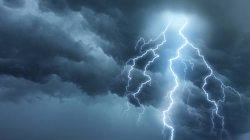In 2020, 17 people were struck and killed by lightning in the United States.