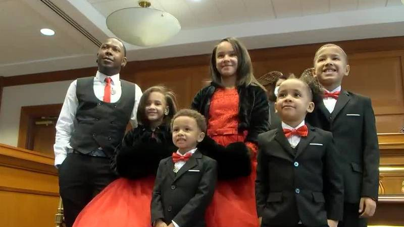 10 children adopted during Hamilton County Adoption Day