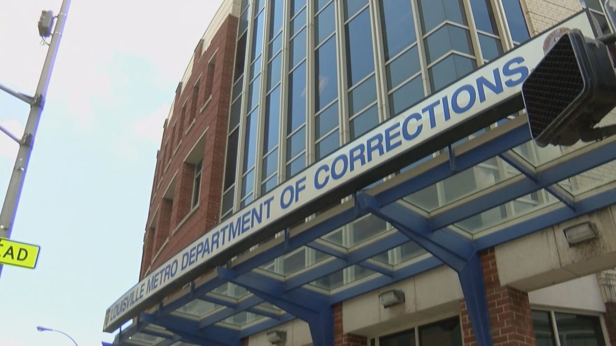 Louisville's Chief of Public Services on Tuesday discussed the cases of COVID-19 that have been...