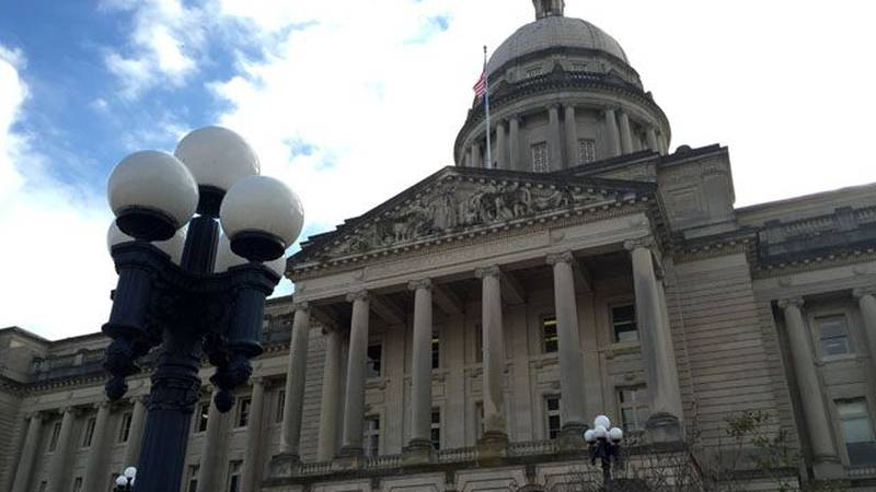 The Kentucky State Capitol (Source: Dale Mader/WAVE 3 News)