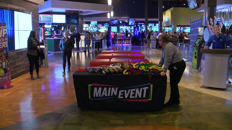 Main Event is open late on New Year's Eve, so it is a popular spot for families who want to...