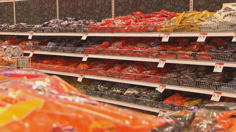 The Candy Store compiled 13 years of data to determine what the most popular Halloween candy in...