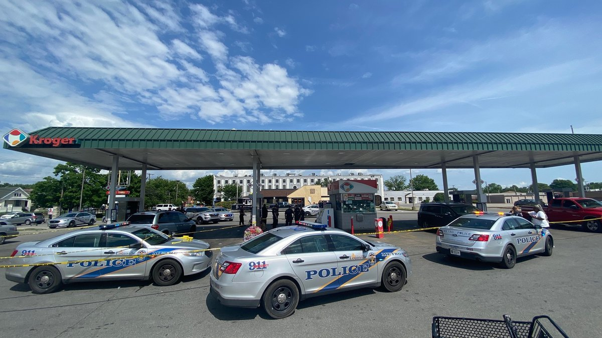 Calls came in to police around 3:27 p.m. on reports of a shooting on the intersection of South...