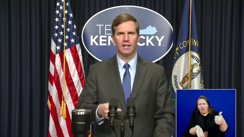 Gov. Beshear urges vaccinations as dreaded 4th wave grows more likely