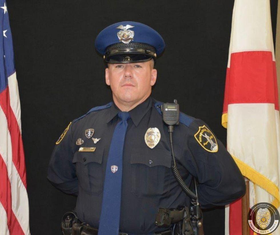 BPD Officer Jeremy Dorr