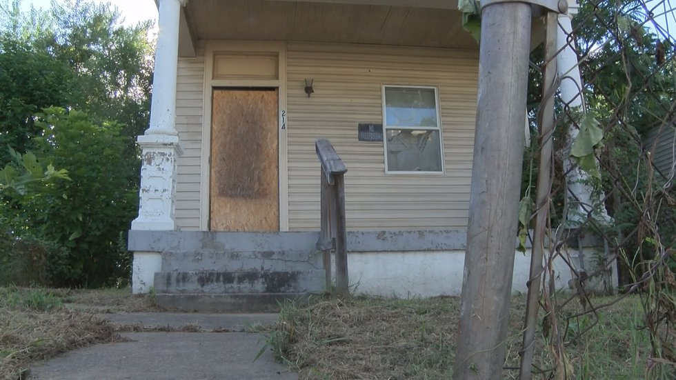 New Directions released a report Tuesday, focusing on 29 vacant homes throughout the city.