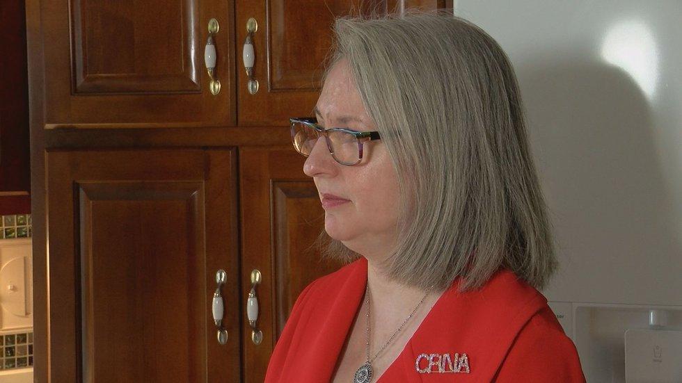 APRN, CNRA Kentucky Association of Nurse and Anesthetists President Jana Bailey