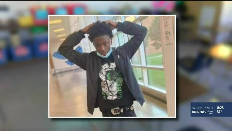 Smith was only 16 when was shot and killed while waiting for his school bus on the morning of...