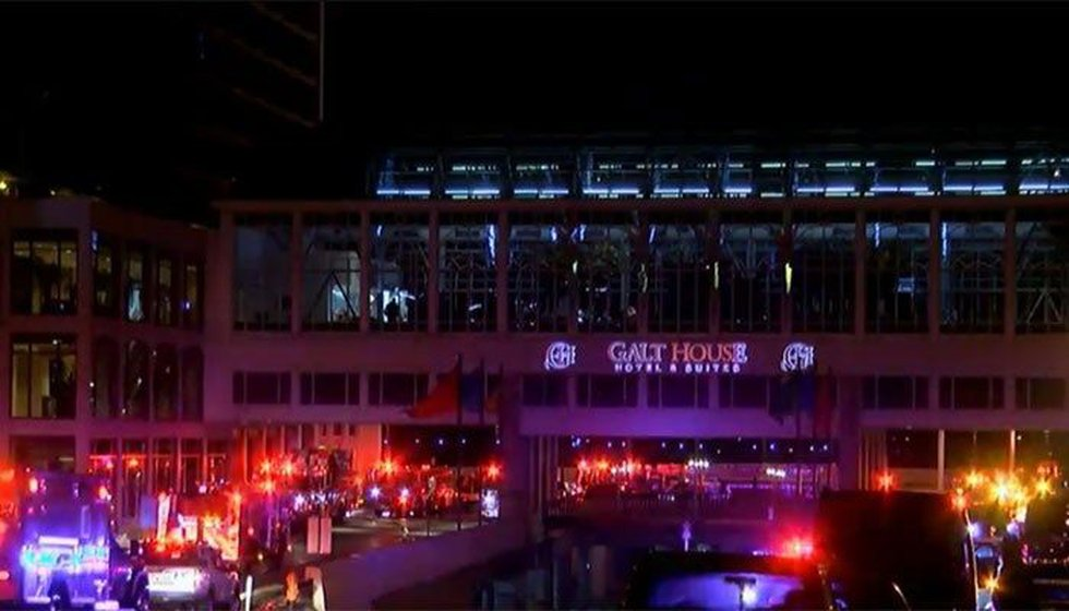 No injuries were reported.(Source: WAVE 3 News)