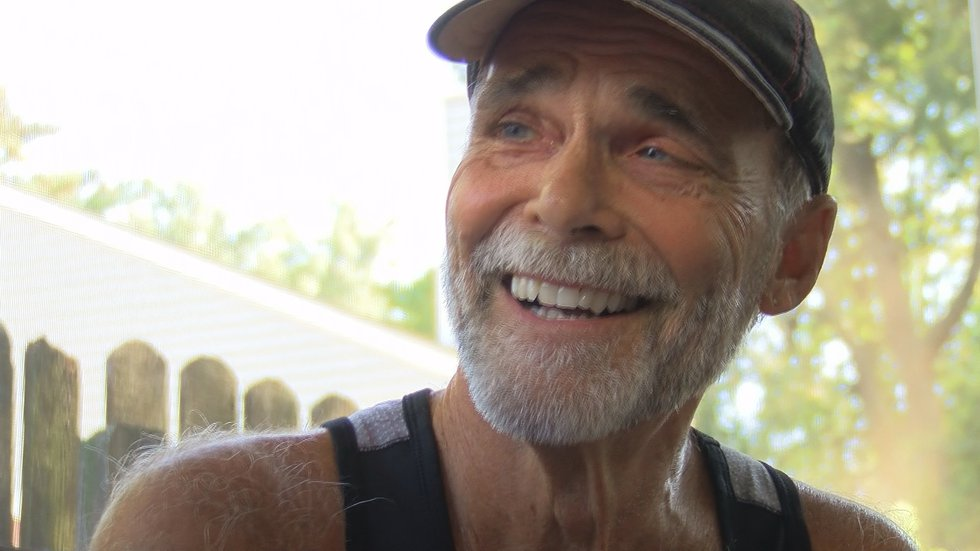 Mark Miller has run over 100,000 miles in his life and has no plans on stopping.