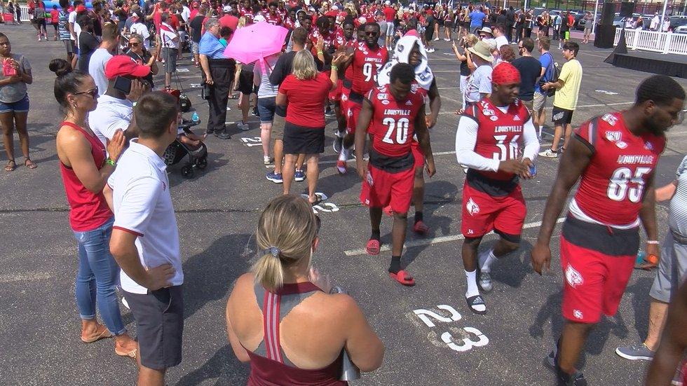 Fan Fest is free event organized to get Cards fans excited for the upcoming season.