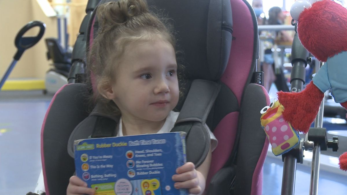 A life-saving heart transplant gives a Louisville child another chance at life--but her parents...
