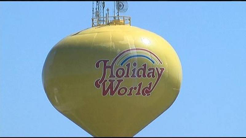 Power issue causes multiple attractions at Holiday World to close Saturday