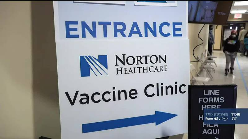 Norton employees must get the first dose of the coronavirus vaccine by Sept. 15.