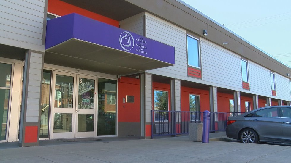The Center for Women and Families served 7,000 people domestic violence victims and sexual...