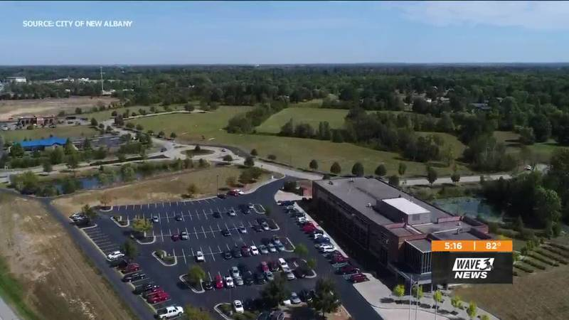 Purdue Polytechnic along Charlestown Road will soon have a new neighbor, bringing high-paying...