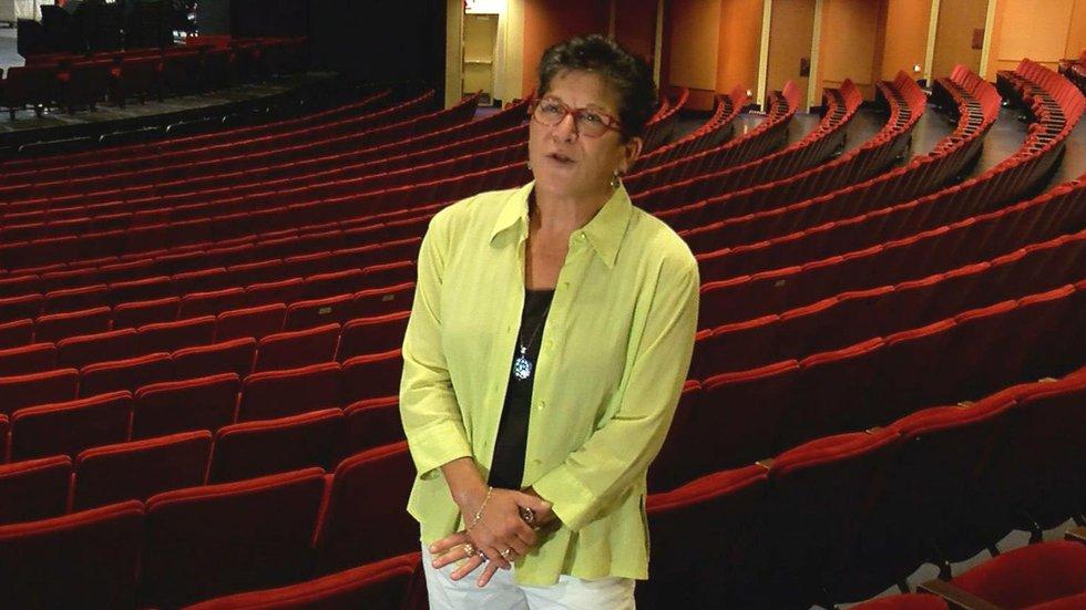 Leslie Broecker, President of PNC Broadway in Louisville