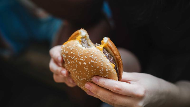Researchers looked at entrées, sides and desserts from 10 popular fast food chains. (Source:...