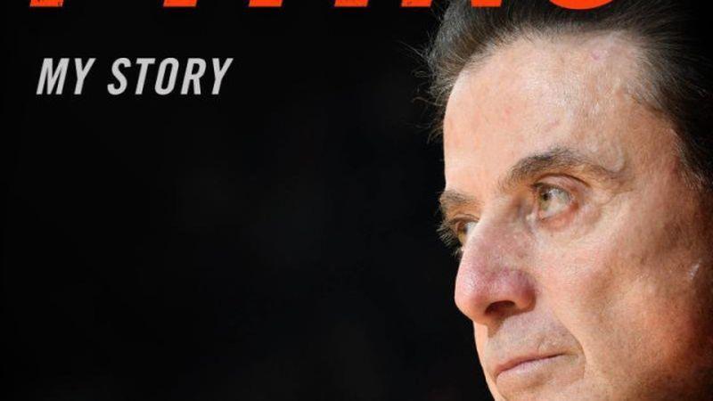 """Pitino: My Story"" hits shelves Sept. 4."