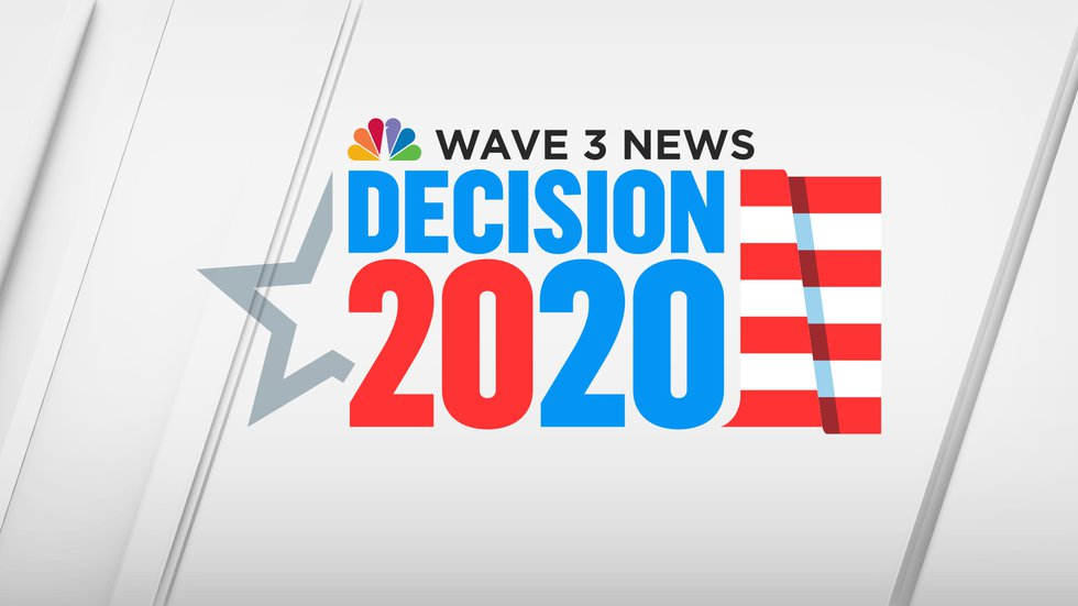 Stay with WAVE 3 News and WAVE3.com for complete coverage of Decision 2020.