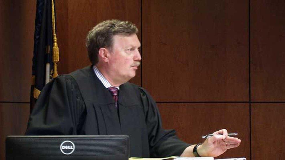 Judge Charles Cunningham, Jr. (Source; Sharon Yoo, WAVE 3 News)