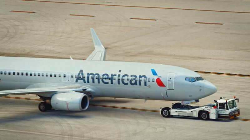 Thousands of people struggled to get home after American Airlines canceled hundreds of flights...