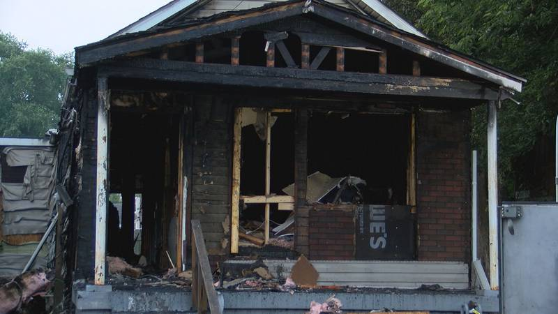 Two dogs were killed in a July 29, 2021 house fire that was reported just after 2 a.m. in the...