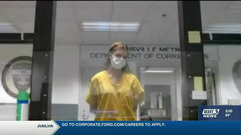 Sara McQuilling is currently being held in the Louisville Metro Department of Corrections on a...