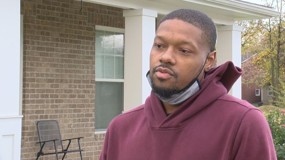 Walter Smith grew up in West Louisville. He said his family was intentional about moving back.