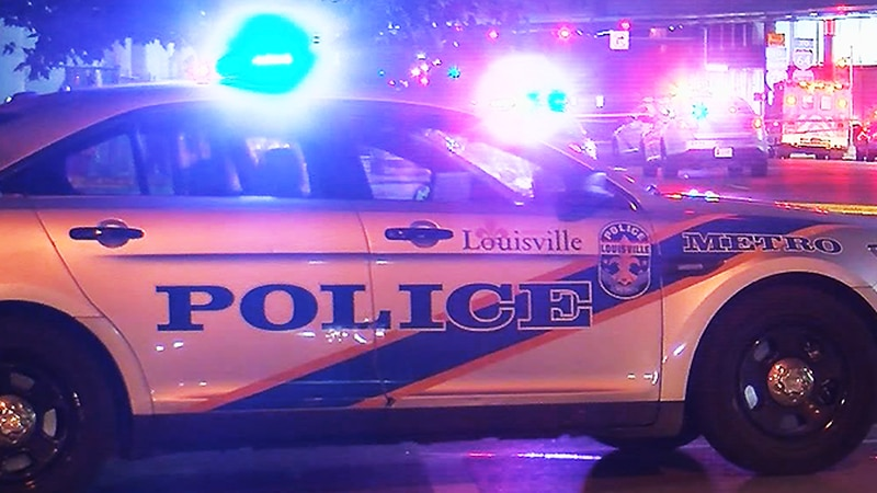 """LMPD officers are investigating a homicide downtown that is """"unrelated to protests."""""""