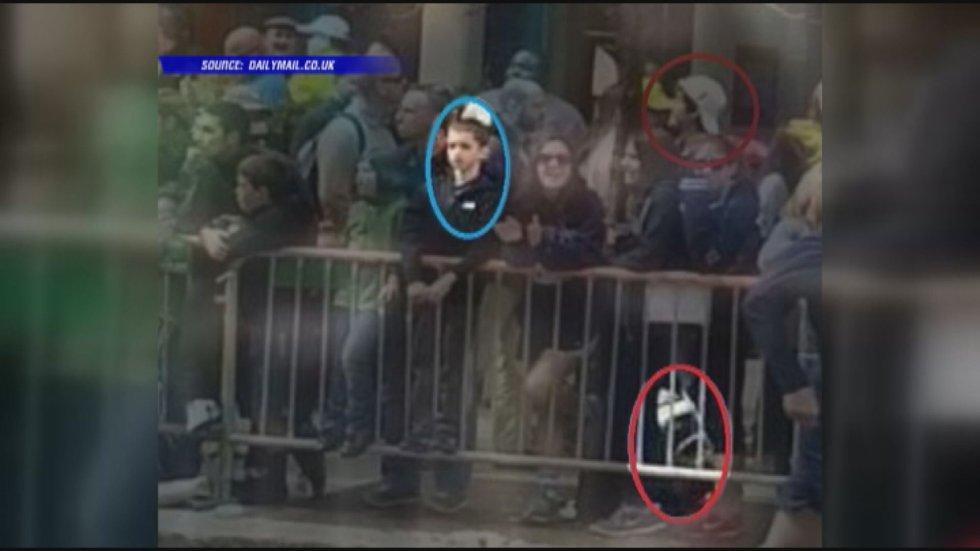 Martin Richard was standing along the Boston Marathon route near the second explosive device...