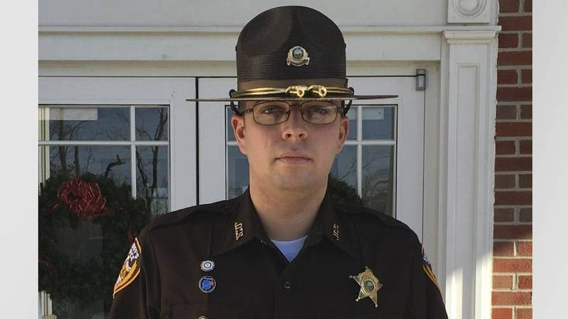 The funeral for Deputy Brandon Shirley took place Wednesday at Southeast Christian Church.