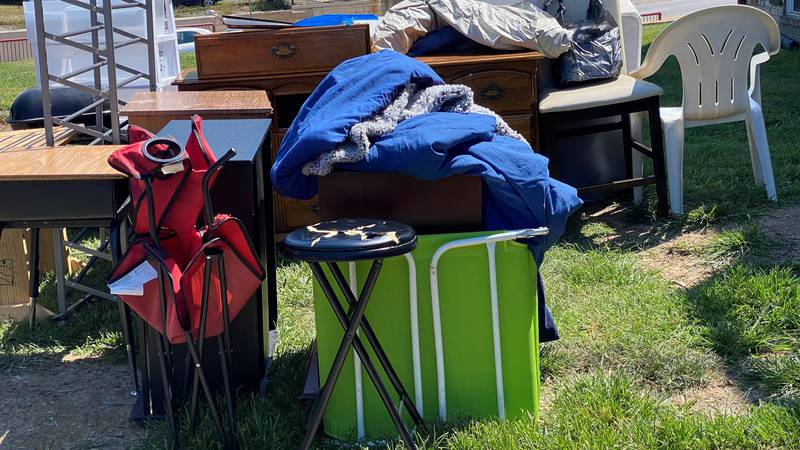 An eviction sit out after tenant did not pay rent.