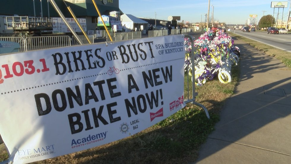 Bikes or Bust is a program to collect donated bicycles that will be assembled by volunteers and...