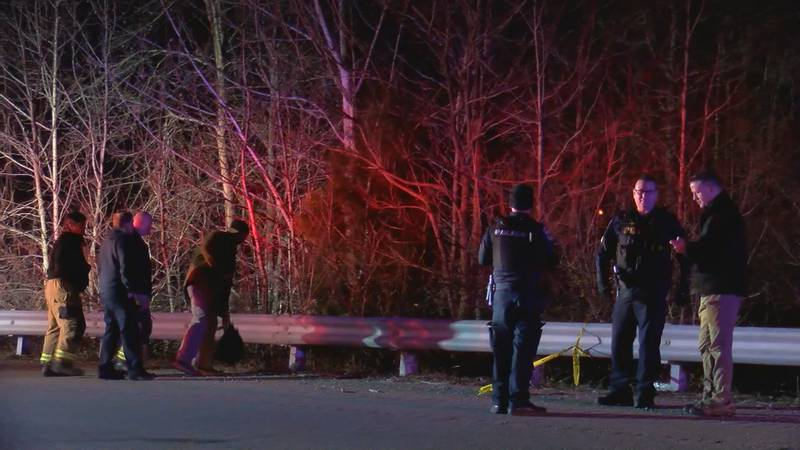 The body of a man was found in the 3100 block of South Park Road Sunday evening.