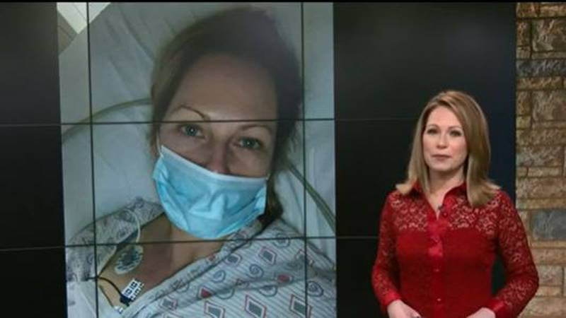 Anchor Lauren Jones returned to WAVE 3 News Sunrise on Jan. 27 and spoke about her experience...