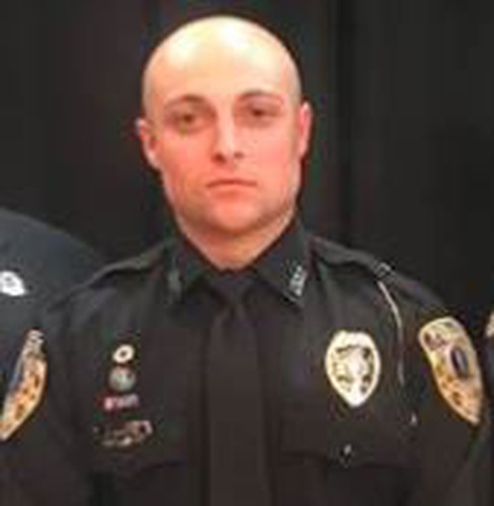 Owensboro Police Officer Zachary Morris (OPD Facebook)