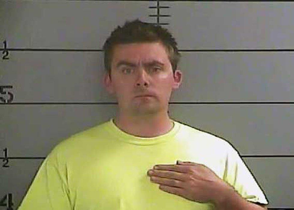 Matthew Wayne Browning (Source: Oldham County Jail)