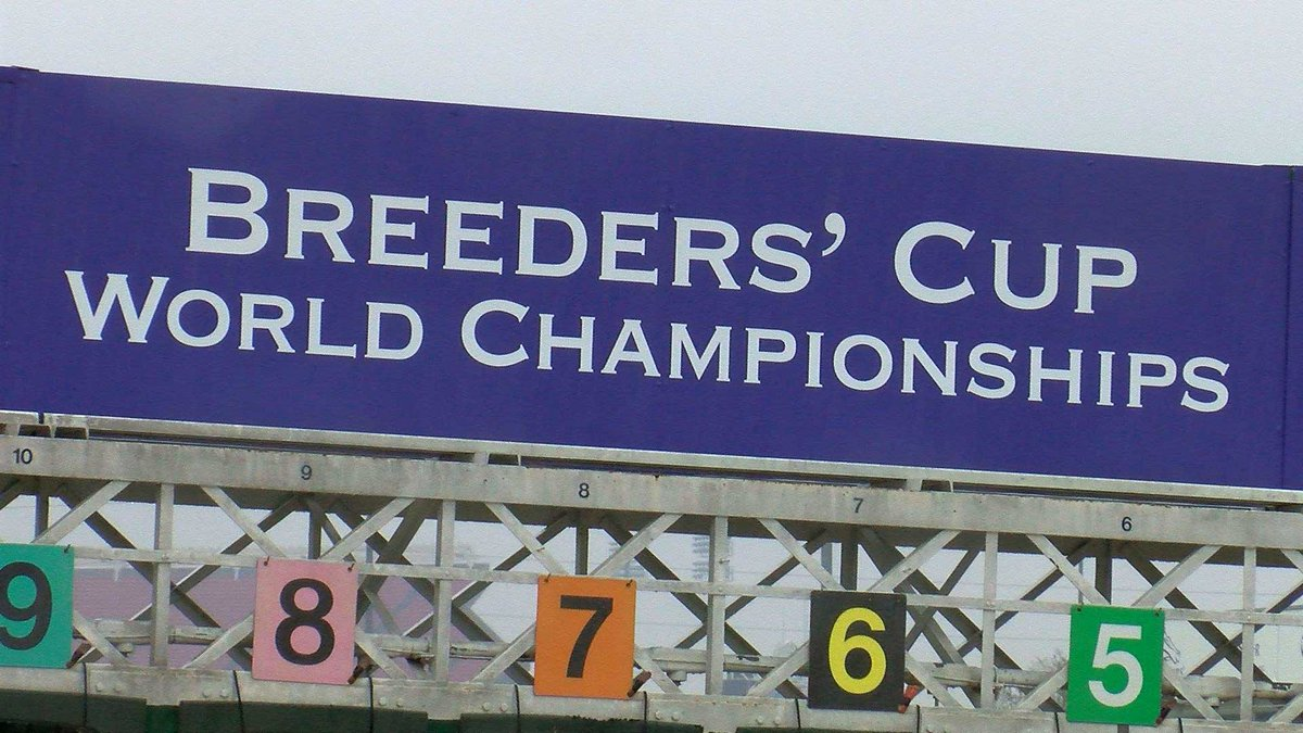 Churchill Downs will host the Breeders' Cup World Championships on Nov. 2 & 3, 2018.