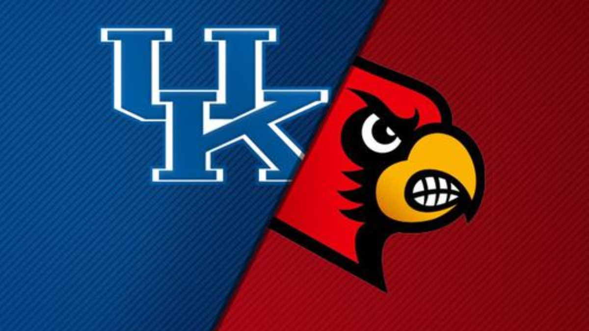 Kentucky and Louisville are both ranked in the top five of the AP preseason men's basketball...