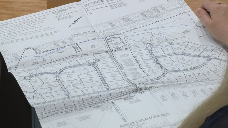 Oldham County Planning and Zoning approve 217-acre development oat Rose Island Road.